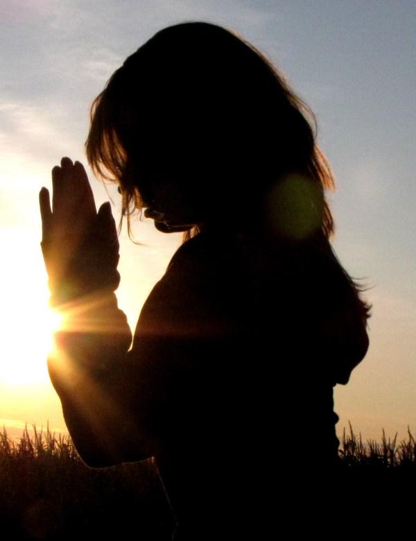 Free Praying Hands Clip Art