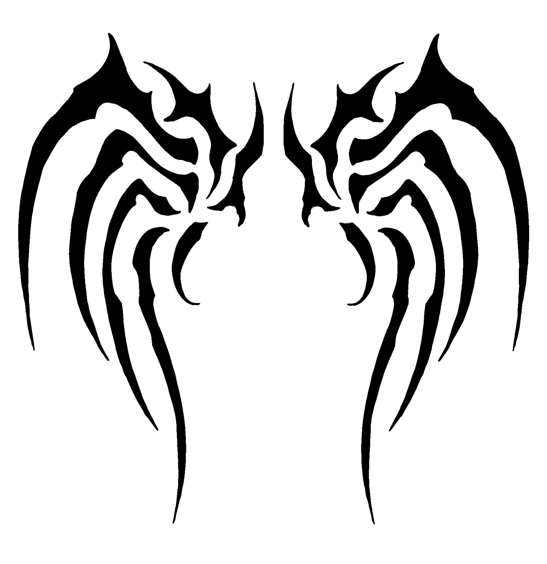 Free Tribal Drawings Download Free Clip Art Free Clip