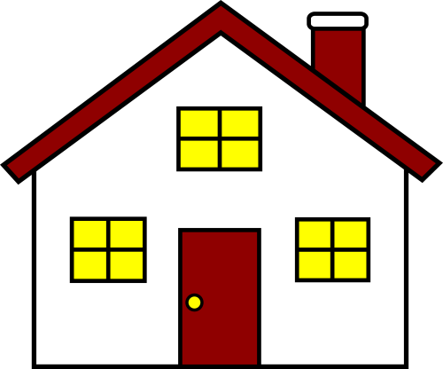 small resolution of a house clipart houses home image area