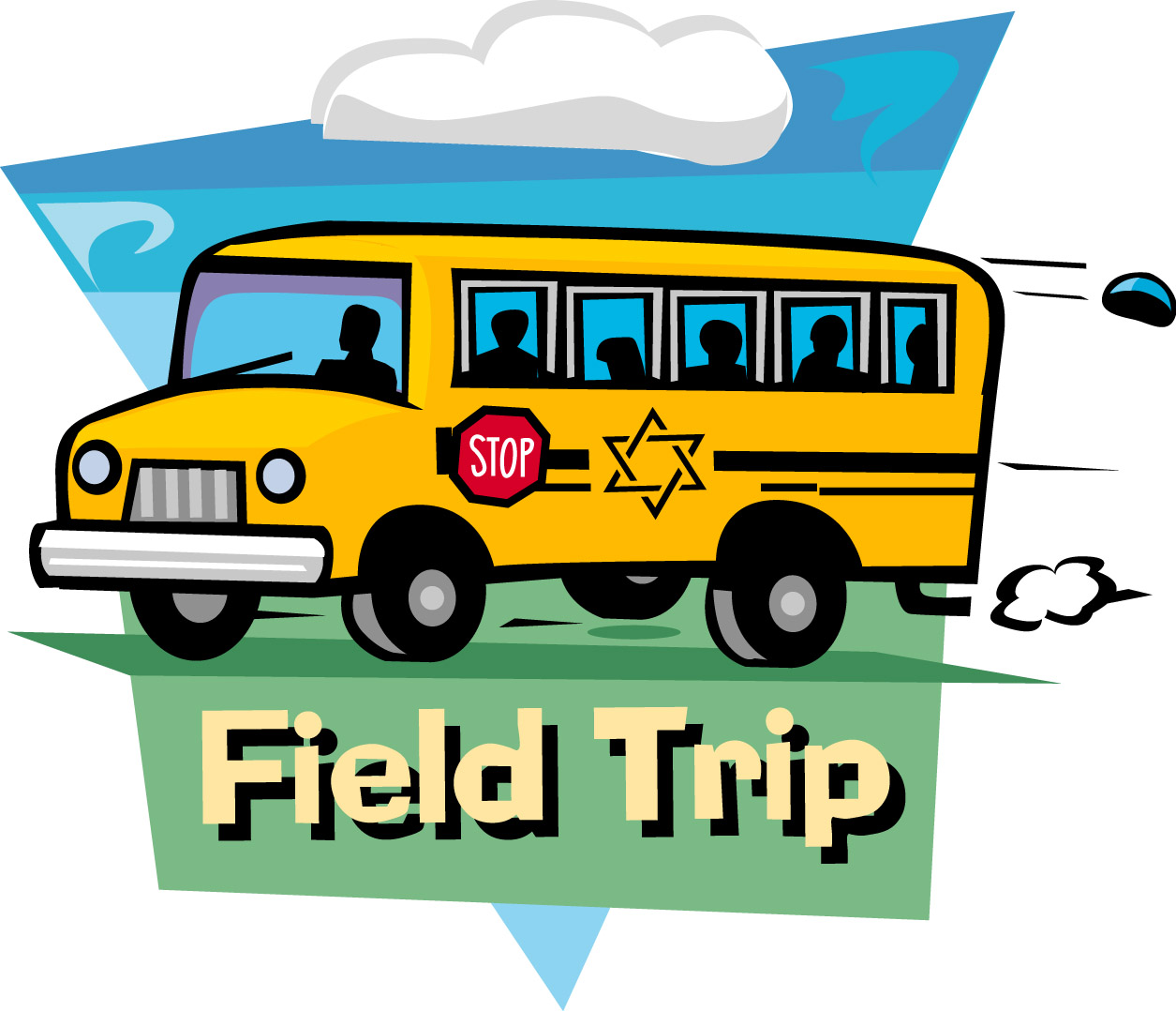 hight resolution of field trip clipart clipart library