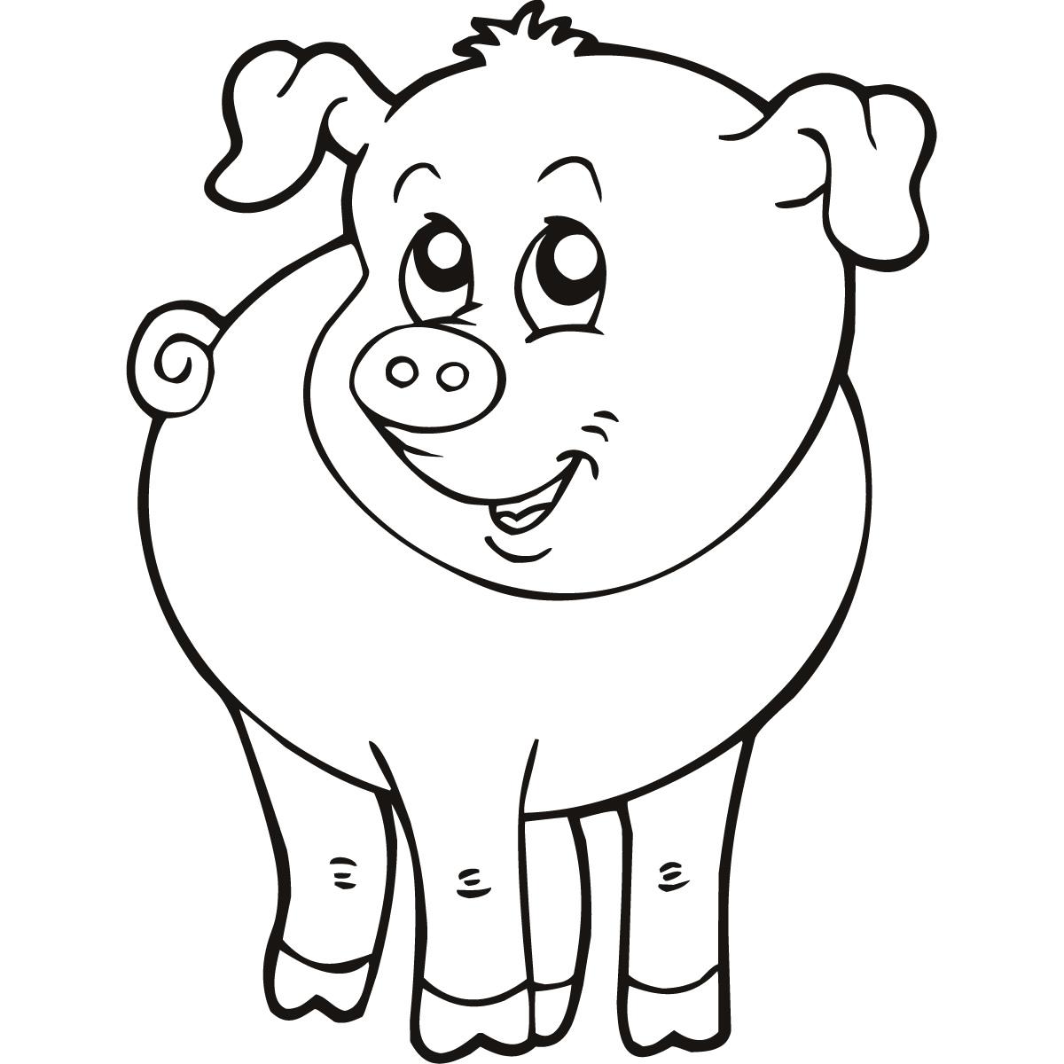 Free Farm Animal Drawings Download Free Clip Art Free