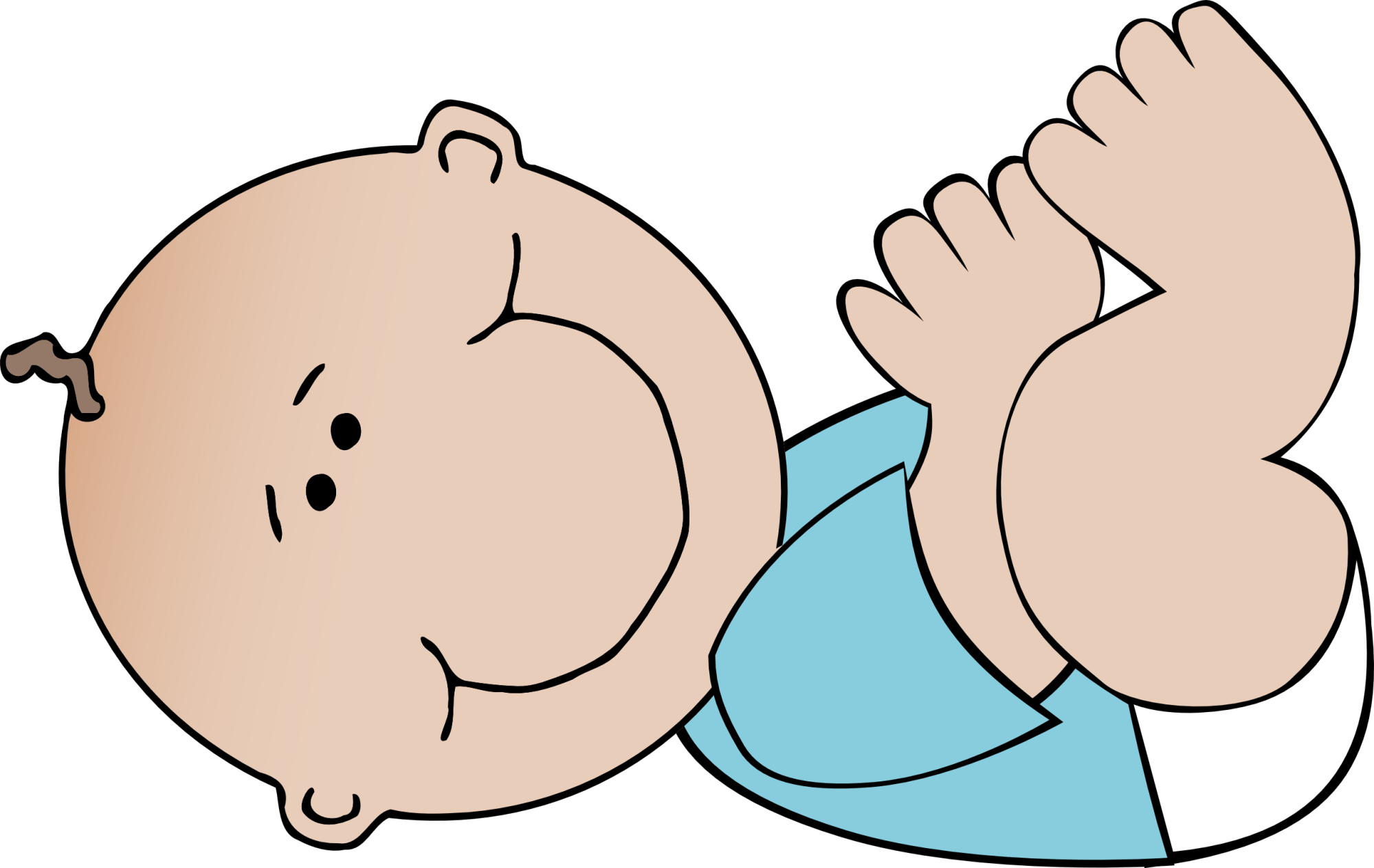 hight resolution of baby graphics free clipart library