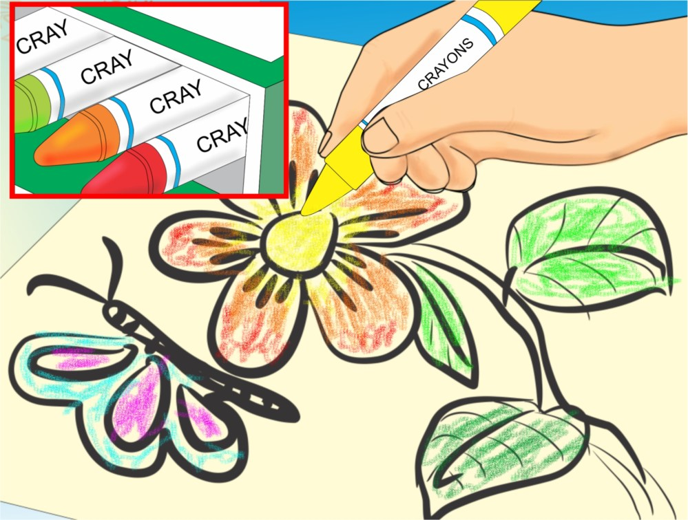 medium resolution of make a coloring book for young