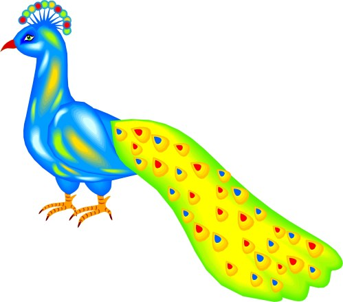small resolution of images for peacock cartoon clip art