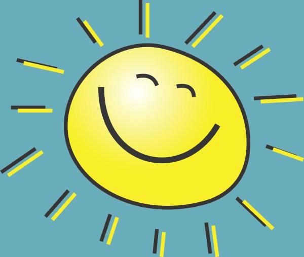 Google Free Clip Art Summer Sun
