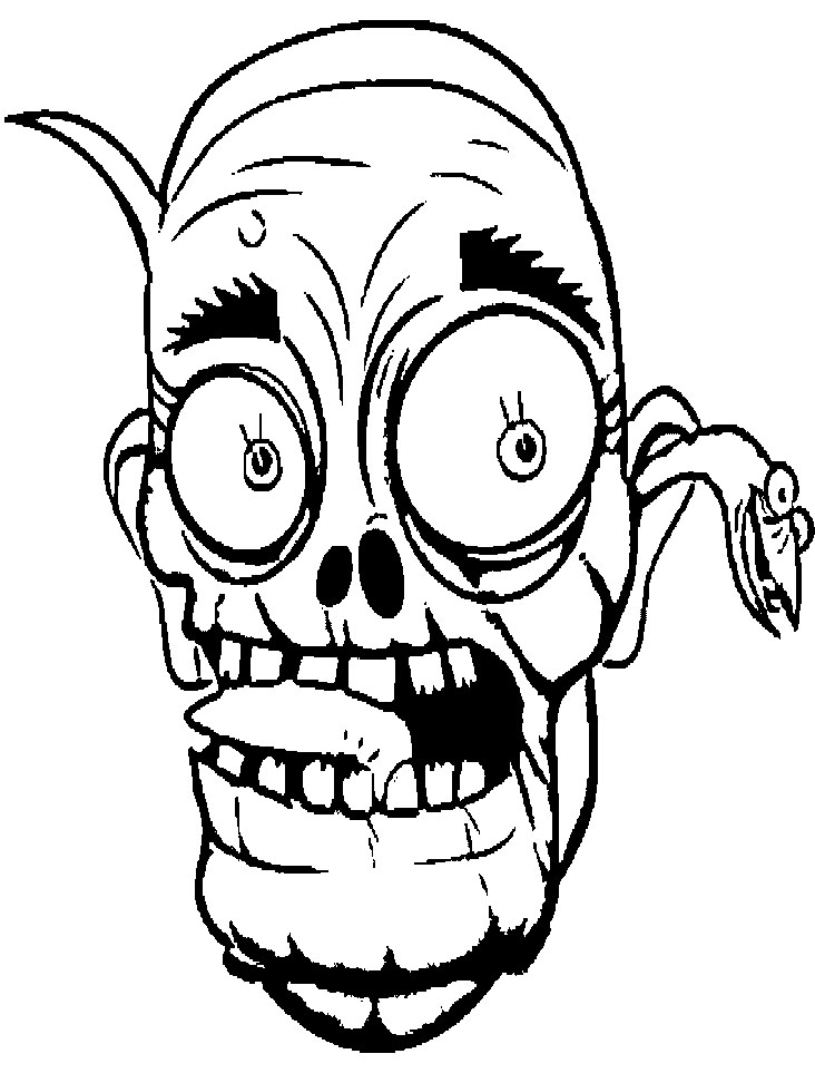 Free Scary Cartoons For Kids, Download Free Clip Art, Free