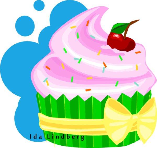 free cupcake graphics