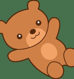 cute brown teddy bear clipart free clip art [ 5120 x 4760 Pixel ]