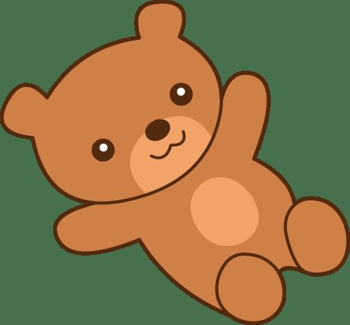 small resolution of cute brown teddy bear clipart free clip art
