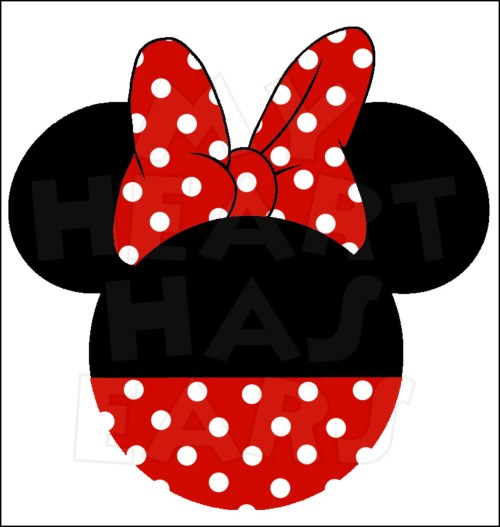Minnie Mouse Bow Clipart - conferences konnect learning on