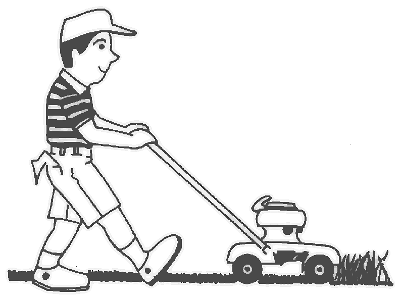Free Lawn Mower Art, Download Free Clip Art, Free Clip Art