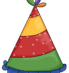 happy birthday hat clip art hey reader happy birthday to you  [ 865 x 1124 Pixel ]