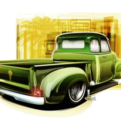 style drawing hot rods [ 1200 x 900 Pixel ]