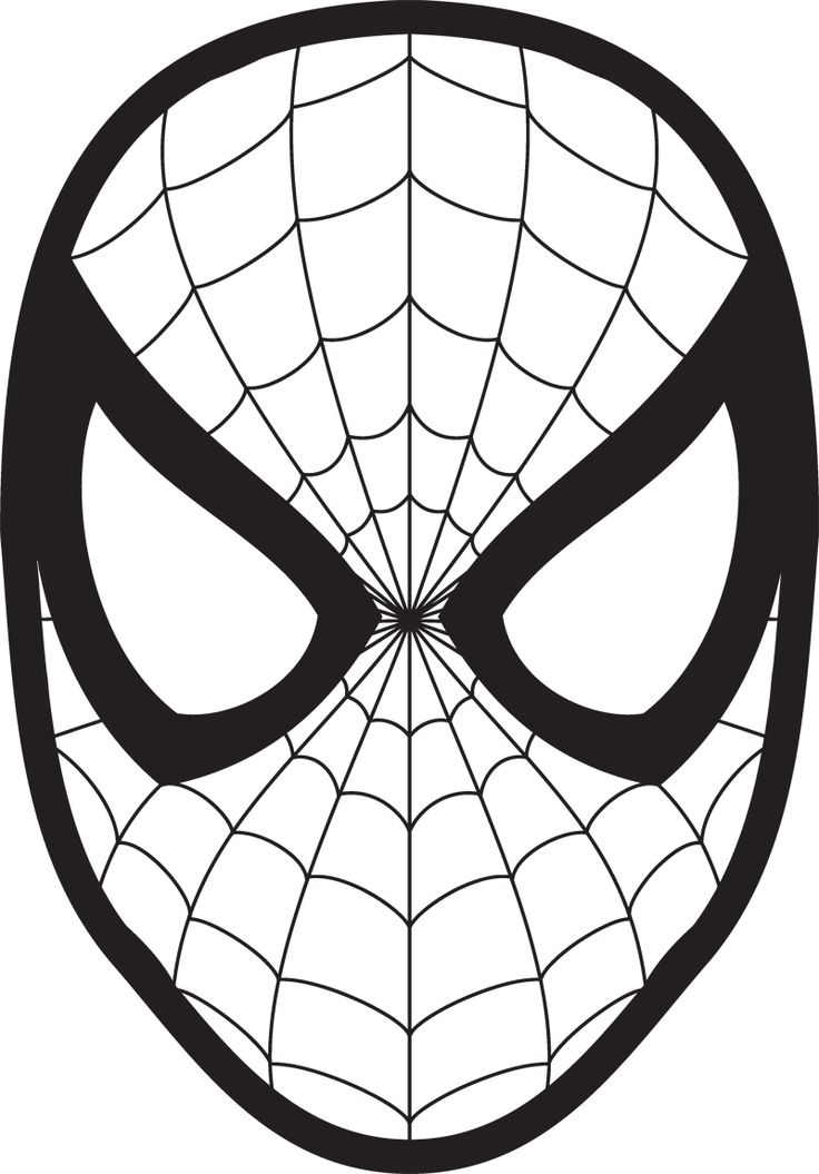 Free Spiderman Face Images, Download Free Clip Art, Free
