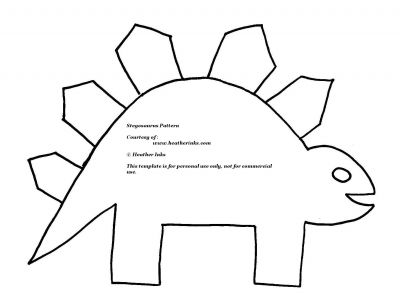 Free Dinosaur Templates, Download Free Clip Art, Free Clip