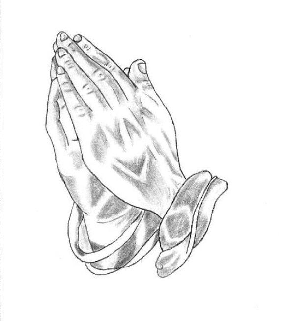 63 Praying Hands Tattoo Designs