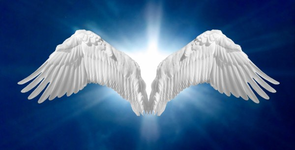 Free Angel Wings Clip Art