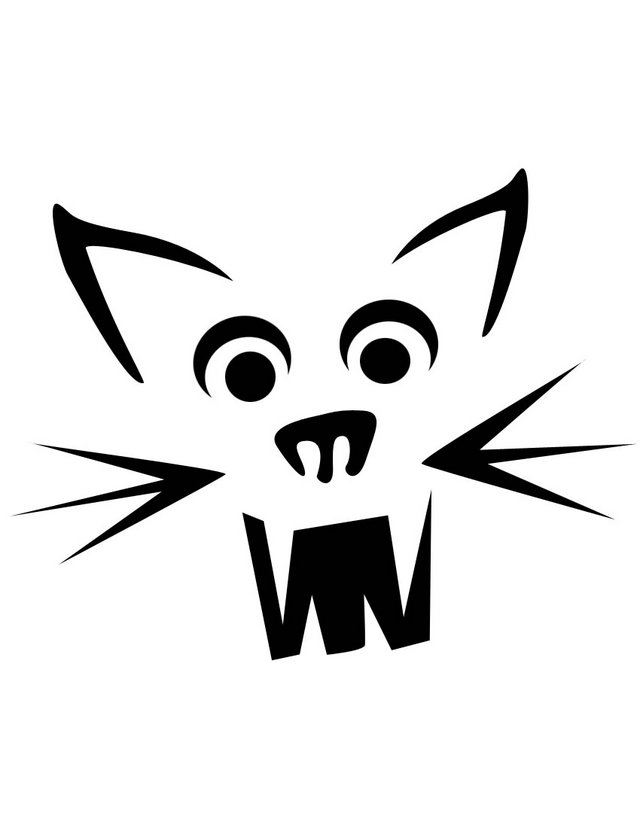 Free Outline Of Cat, Download Free Clip Art, Free Clip Art