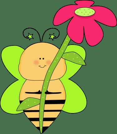 free cute flower clipart