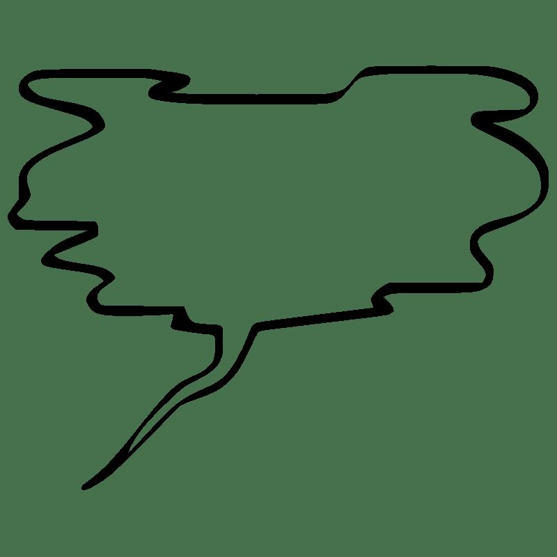 Free Cartoon Text Bubble, Download Free Clip Art, Free