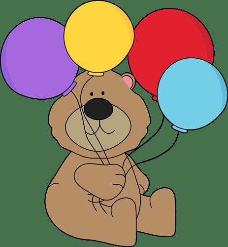 free bear clip