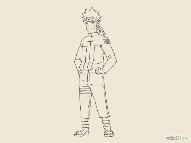 Free Naruto Draw Easy Download Free Clip Art Free Clip