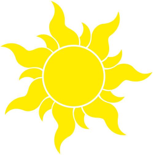 small resolution of sun transparent background clipart library free clipart images