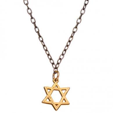 free jewish star