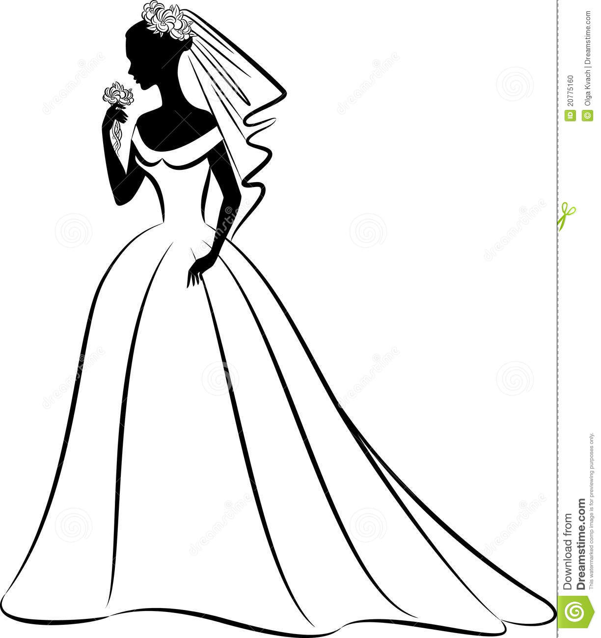 hight resolution of wedding dress clipart png gallery