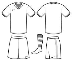 Football teams shirt and kits fan September 2010   Clip ...
