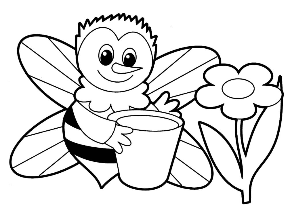 Free Outline Pictures Of Animals For Colouring, Download
