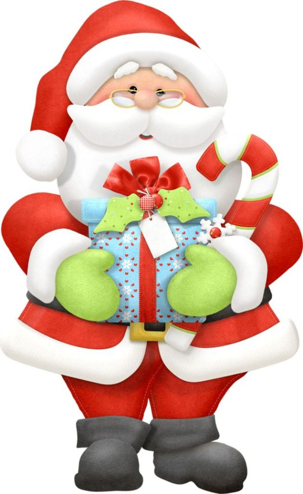 free santa claus graphics