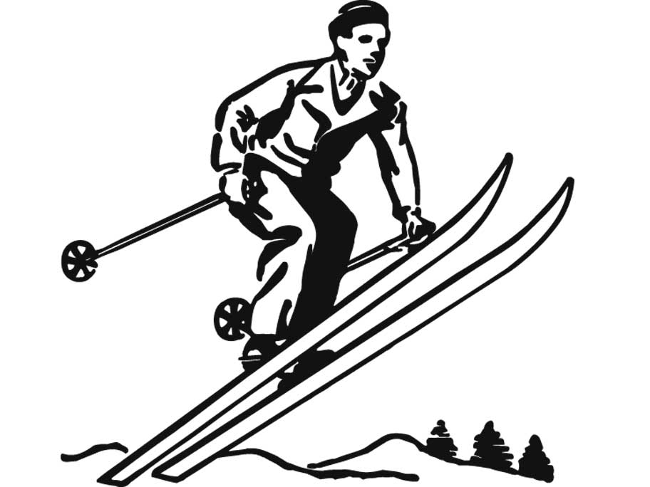Free Images Of Skiers, Download Free Clip Art, Free Clip