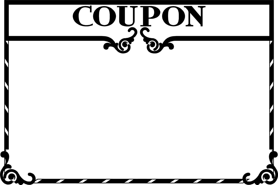 Free Coupon Clipart, Download Free Clip Art, Free Clip Art