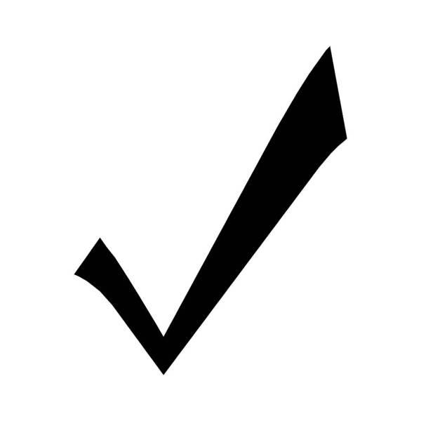 free tick symbol