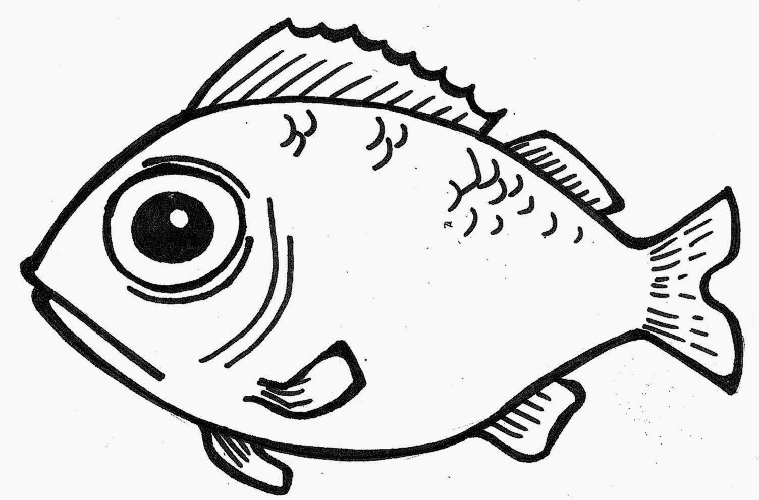 Free Fish Line Drawing Download Free Clip Art Free Clip