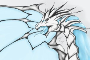 dragon simple clipart library clip drawings deviantart paintings