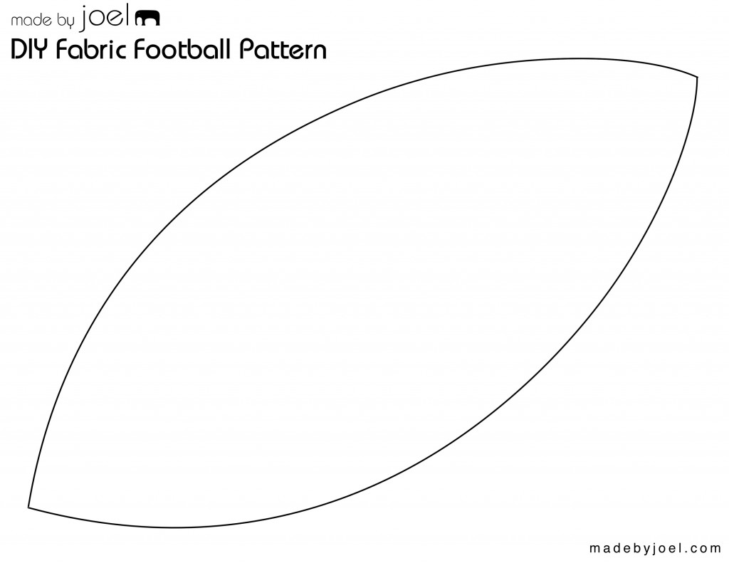 Free Football Template, Download Free Clip Art, Free Clip