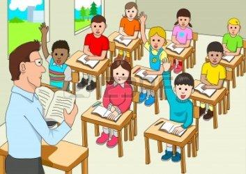 clipart classroom library clip children