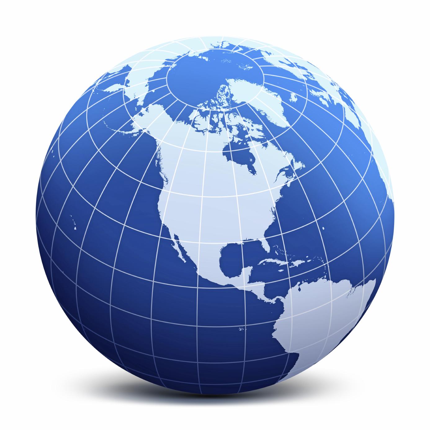 hight resolution of world globe logo courseimage