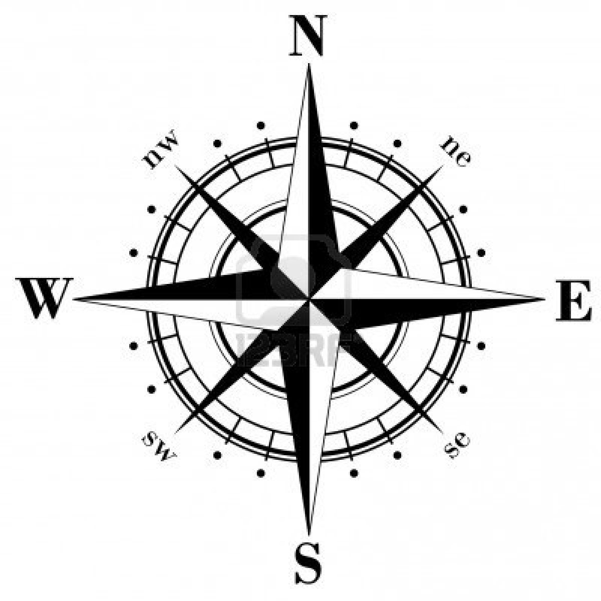 Showing Nautical Compass Rose Pictures