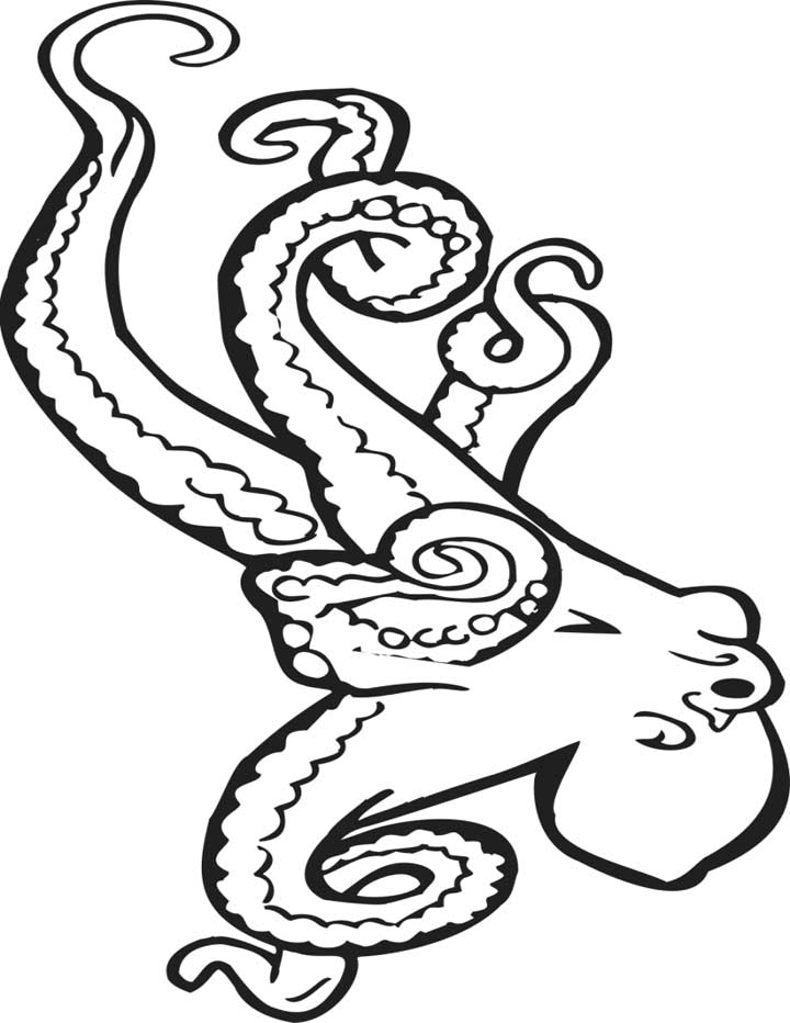 Free Octopus Cartoon Pictures, Download Free Clip Art