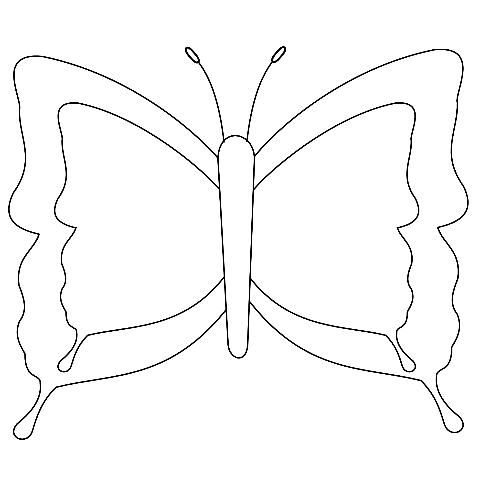 Free Butterfly Images Black And White Download Free Clip Art Free Clip Art On Clipart Library