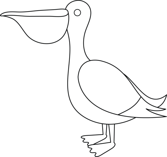 Free Sea Bird Outline, Download Free Clip Art, Free Clip
