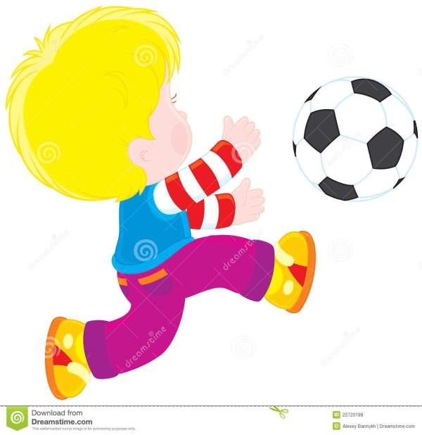 Free Playing Football Clip Art Clipart Library