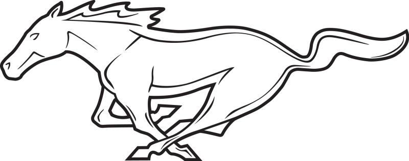 Free Mustang Logo, Download Free Clip Art, Free Clip Art