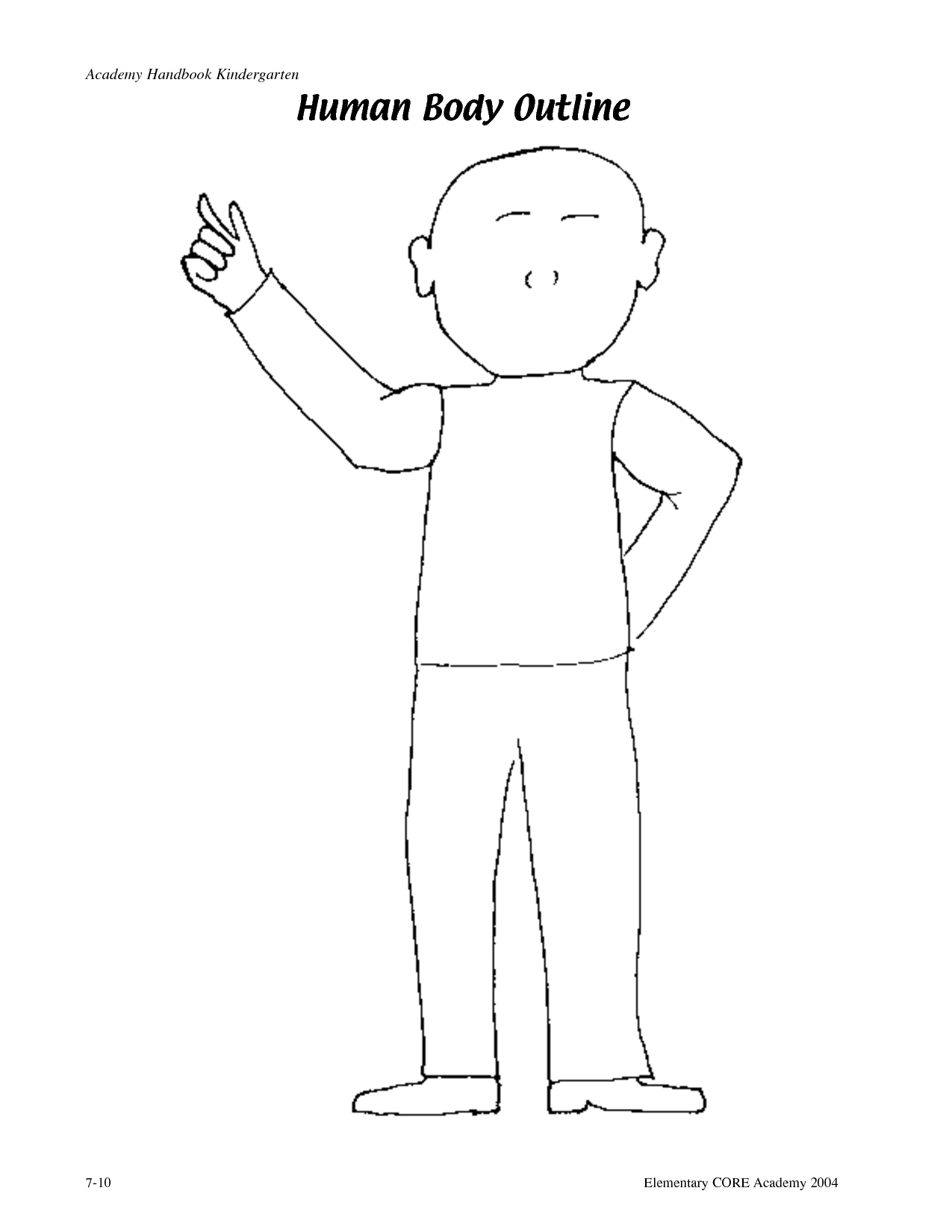 Free Outline Of A Body Download Free Clip Art Free Clip