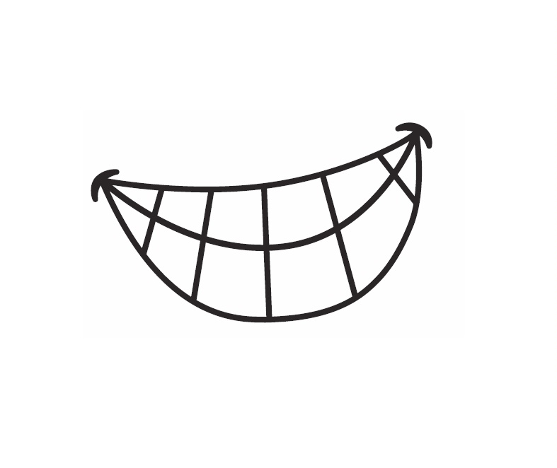 Free A Cartoon Smile, Download Free Clip Art, Free Clip