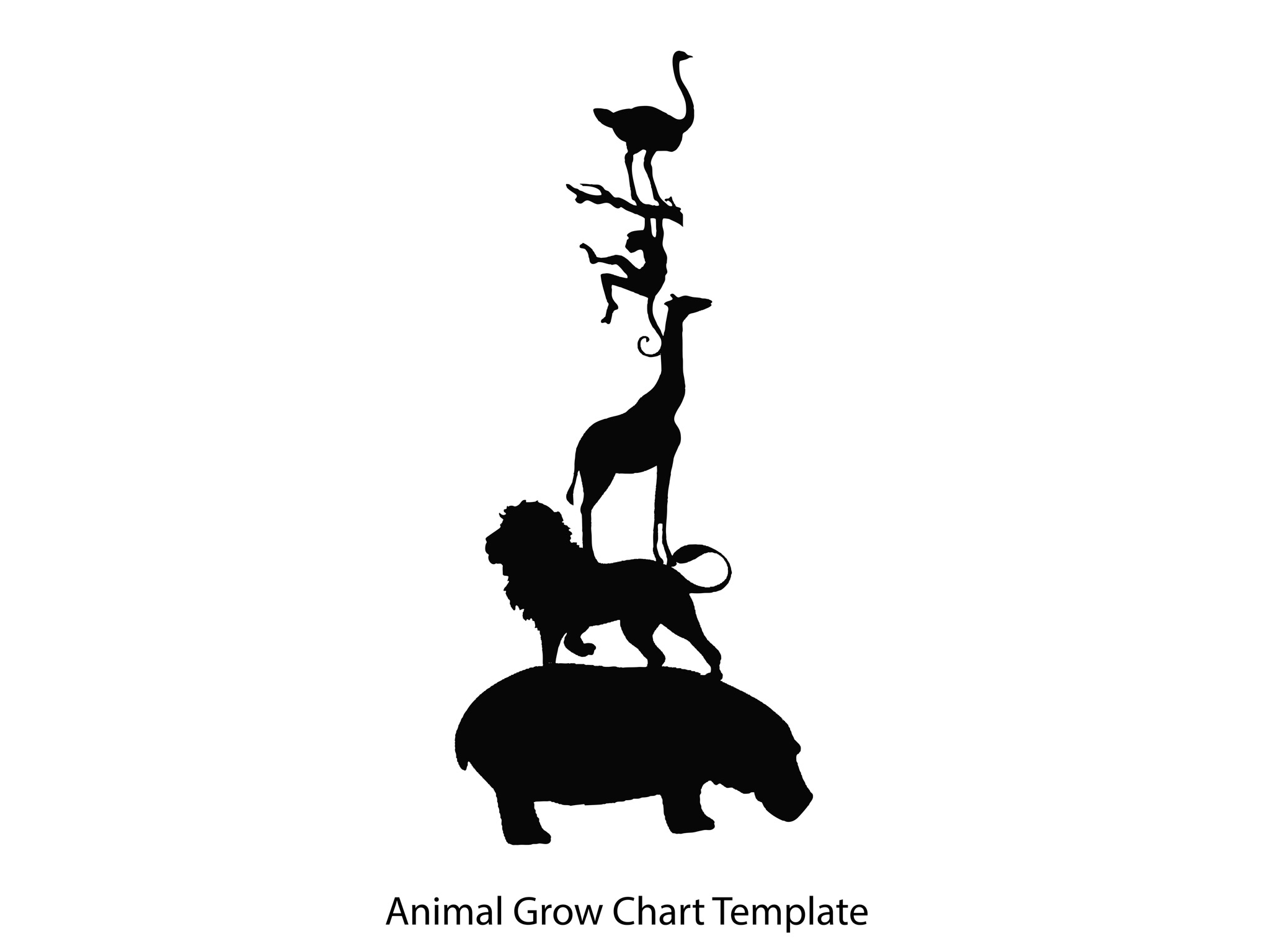 Free Animal Silhouettes, Download Free Clip Art, Free Clip