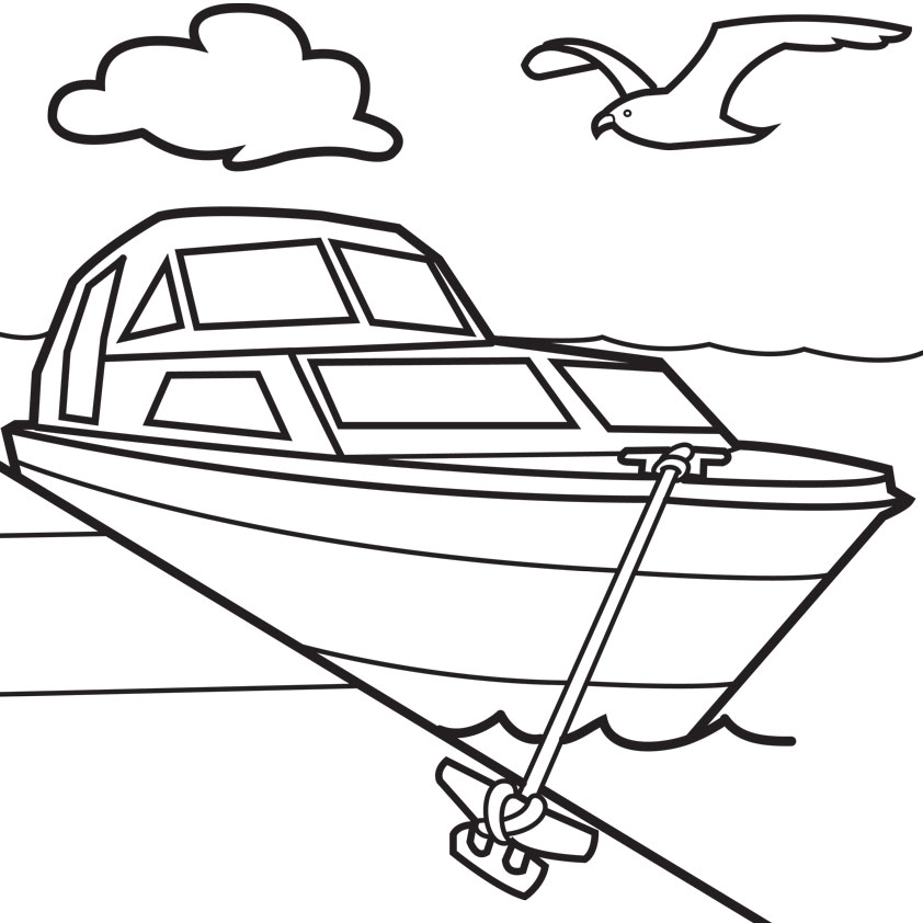 Free Cartoon Boats, Download Free Clip Art, Free Clip Art